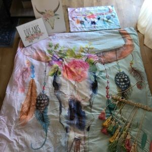 Other - Boho twin bedding